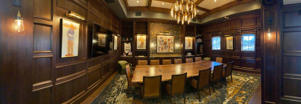 Colorado Golf Club Crenshaw Boardroom